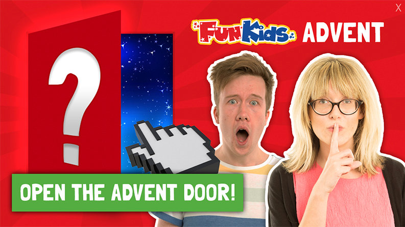 Click here to open the Fun Kids Calendar!