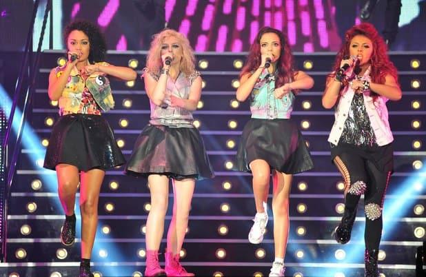 Little Mix Live