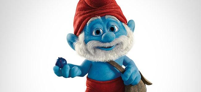 Poppa Smurf