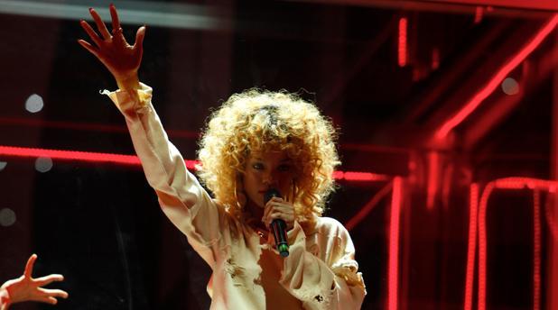 Brits Rihanna