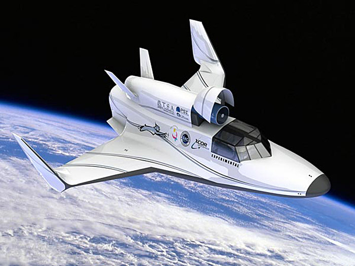 Lynz Space Shuttle