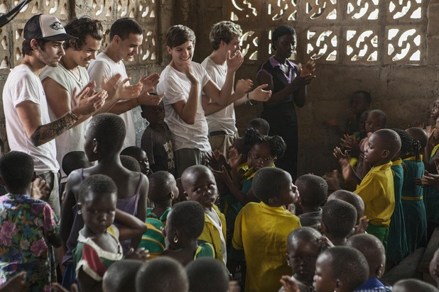 One Direction Ghana 1