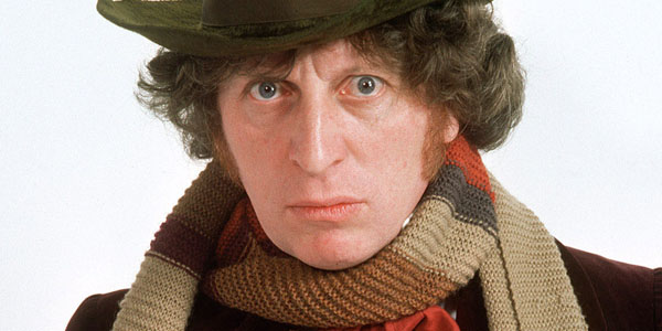 Tom Baker Dr Who