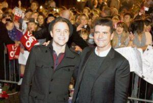 Olly Murs on X Factor