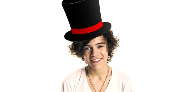 harry-Top-hat