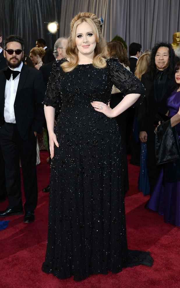 Adele oscars 2