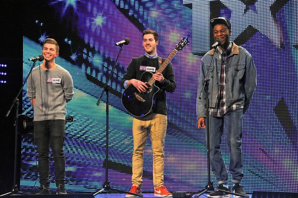 Britain's+Got+Talent +Picture+shows+Loveable+Rogues