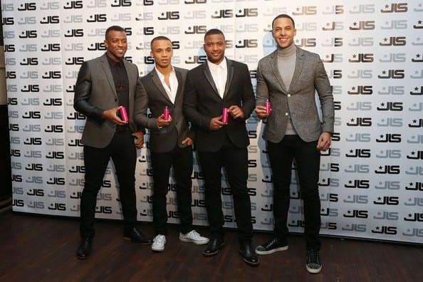JLS Perfume 2