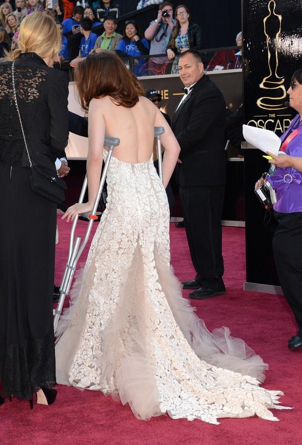 Kristen Crutches