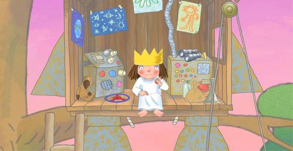 Little-Princess-DVD-Spaceship