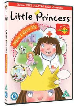Little Princess DVD When I Grow Up