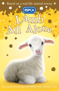 Scholastic-RSPCA-Lamb-All-Alone