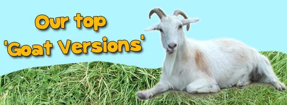 Top-Goat-Versions