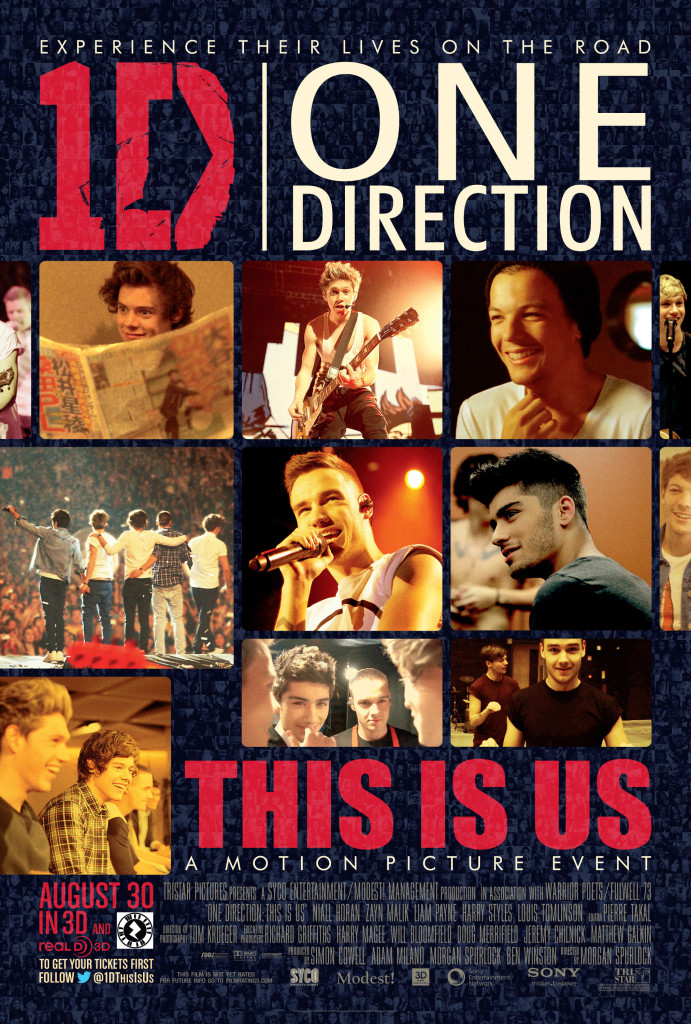 1D This Is Us Poster