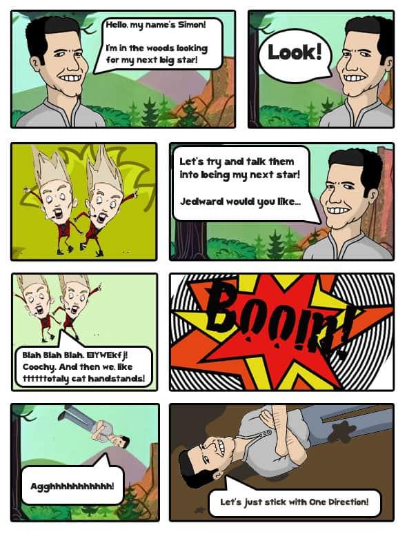 Simon-Comic