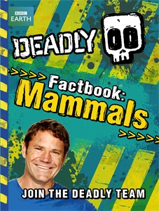 9781444006346 Deadly Factbook Mammals
