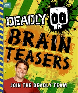 9781444008340 Deadly Brain Teasers