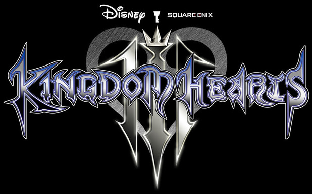 Kingdom Hearts 3 Game Logo