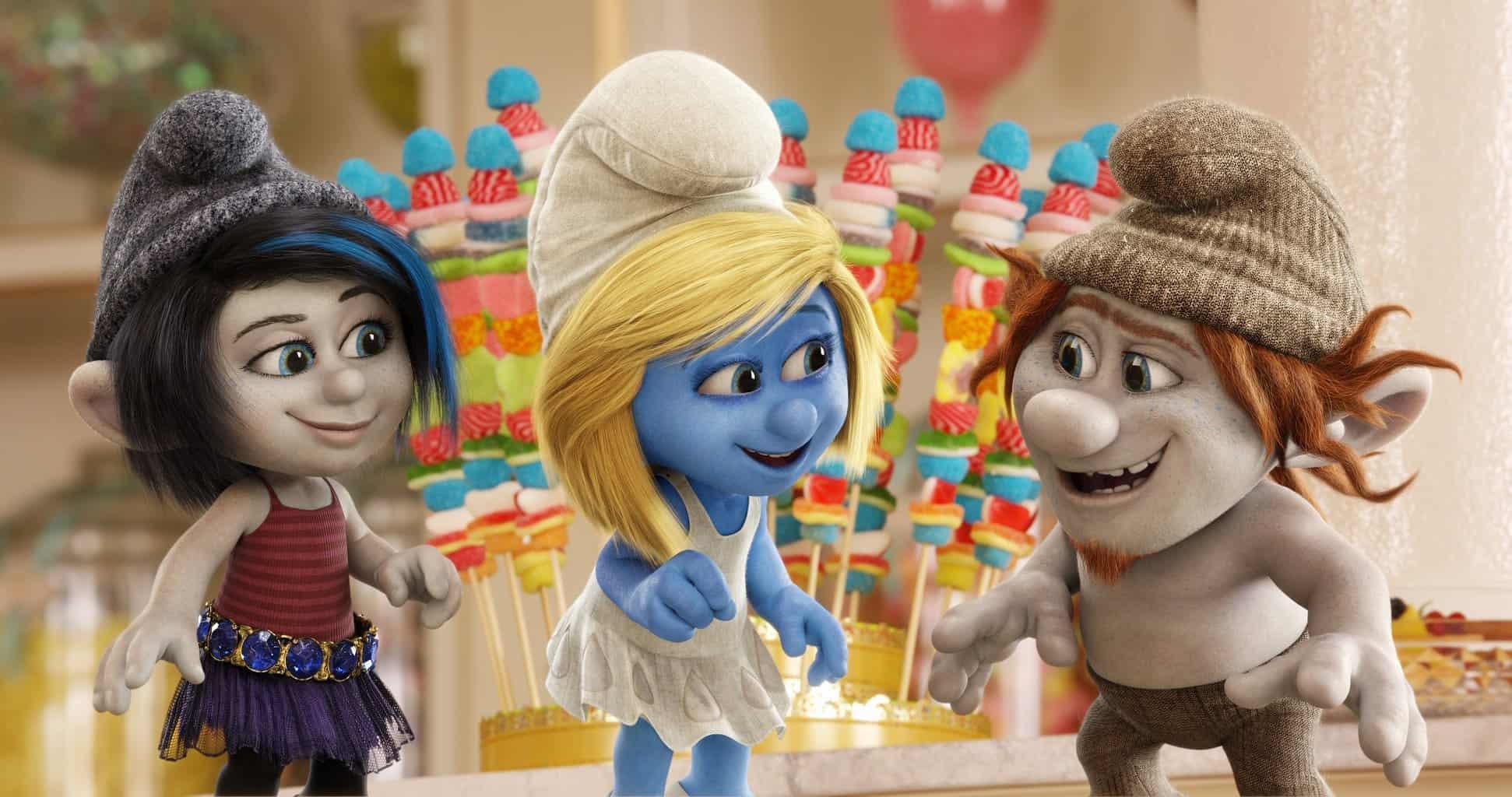 Britney Spears sing Ooh La La from Smurfs