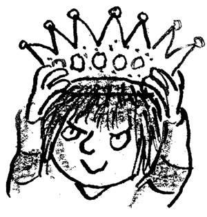 horrid-henry-queen-drawing