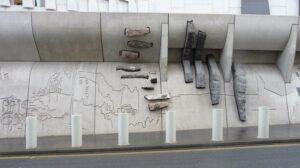 Canongate Wall