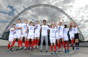 Danone-Nations-Cup-Wembley-Kids-Tom-Ince