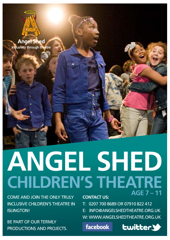 Angelshed-Poster
