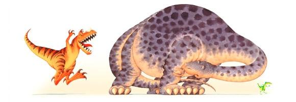 dinosaur-footeer