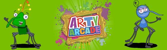 Bin-Weevils-Arty-Arcade-Header
