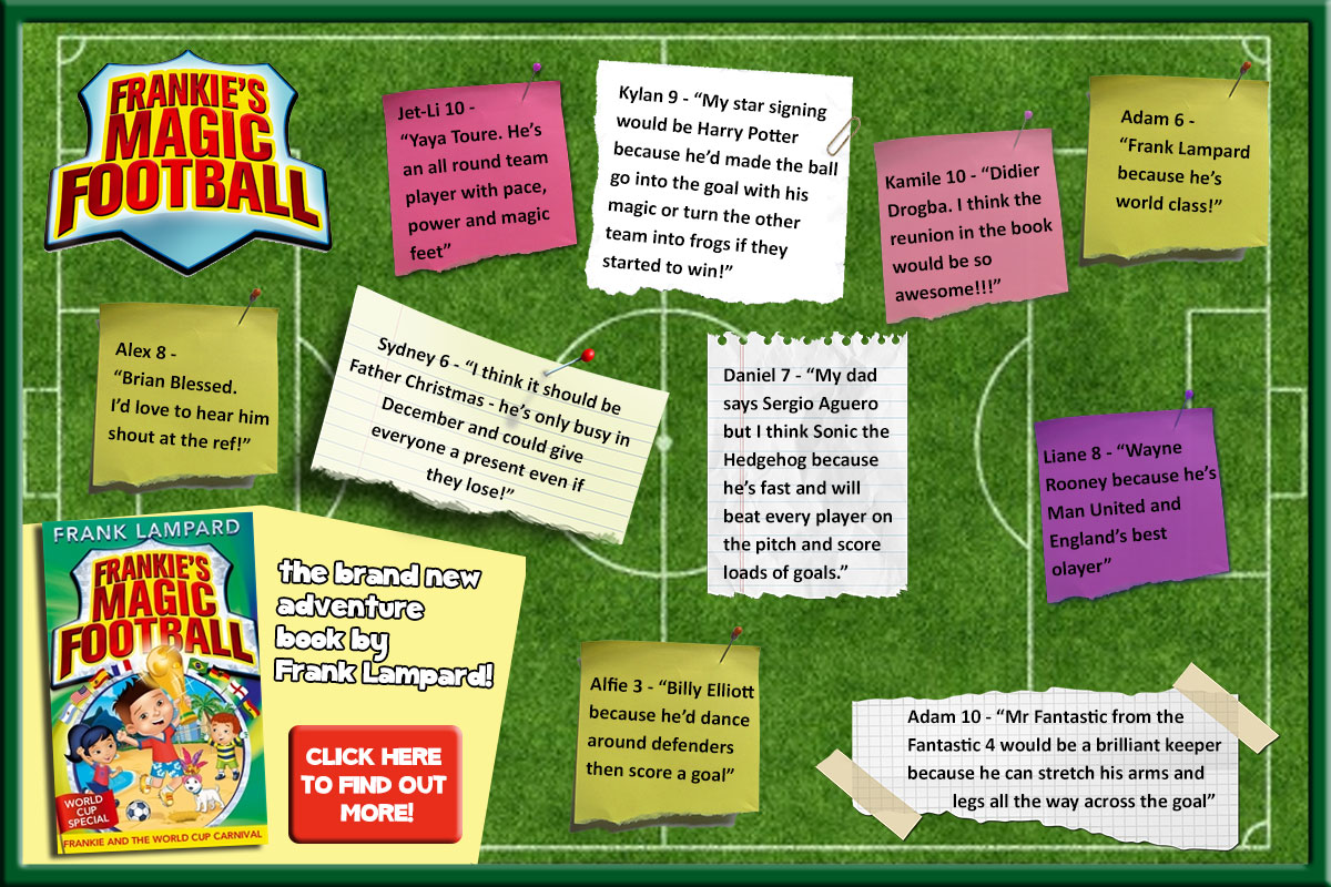 Frankie-Magic-Football-Answers