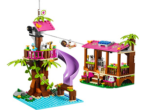 LEGO-Friends-Jungle-Toy-Slide
