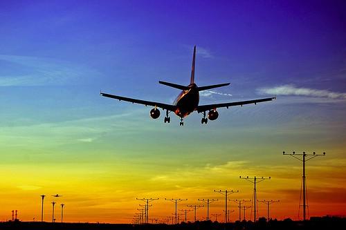 landings-airplane