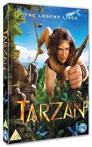 Tarzan-DVD-Packshot