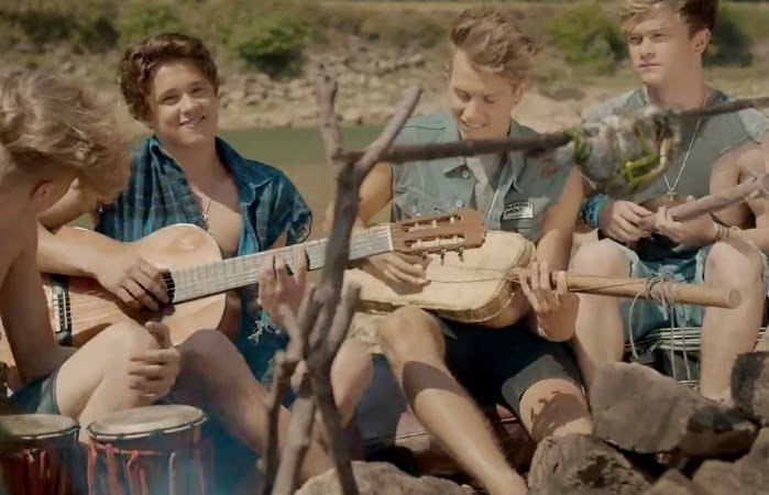 the vamps oh cecilia (Breaking My Heart)