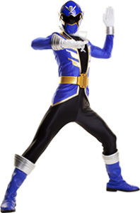Blue-Power-Ranger
