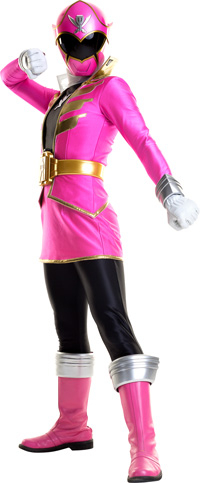 Pink-Power-Ranger