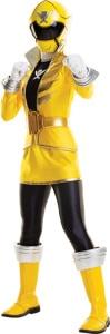 Yellow-Power-Ranger