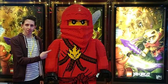 Josh-at-LEGO-Premiere