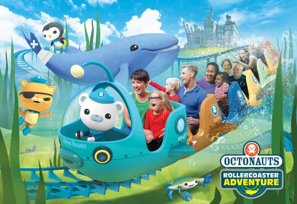 Octonauts Rollercoaster Adventure RGB