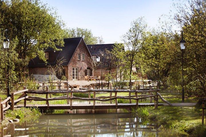 Efteling-Village Bosrijk Forsthaus