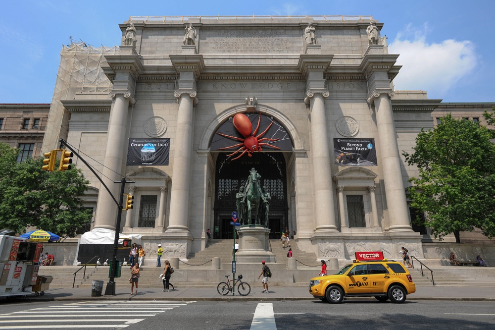Museum-Entrance-photo-by-American-Museum-of-Natural-History