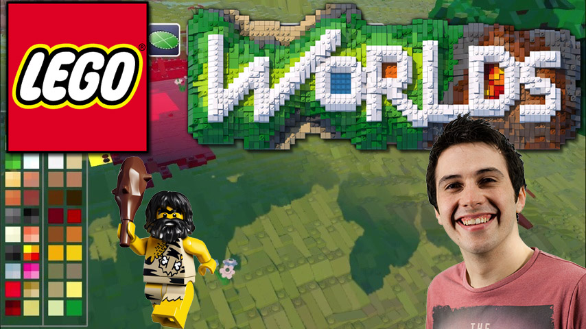 Sean LEGO Worlds