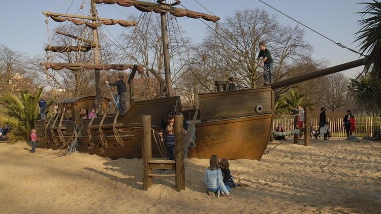 pirateshipplayground