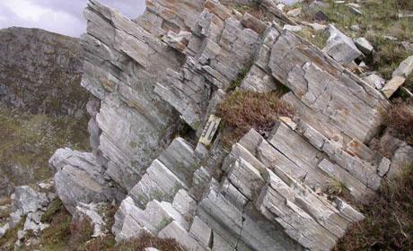 Glencoul mylonites460