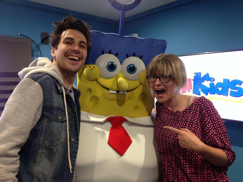 Sean:Bex w: SpongeBob