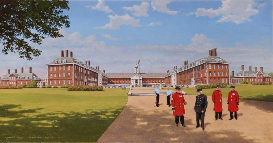 (c) The Royal Hospital Chelsea; Supplied by The Public Catalogue Foundation