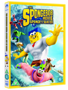 spongebob packshot