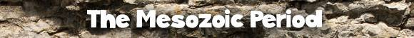 the mesozoic period