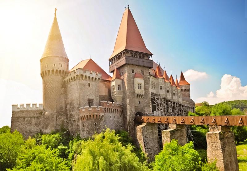 Castle-Romania