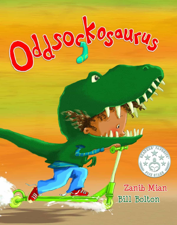 Oddsockosaurus Jacket Image